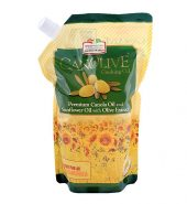 Canolive Cooking Oil Standy Pouch