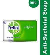 Dettol Original Anti Bacterial Soap