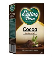 Eating Pure Cocoa Powder