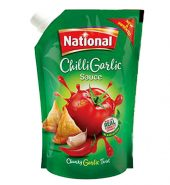 National Chilli Garlic Sauce Pouch