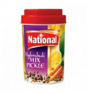 National Mix Hyderabadi Pickle Jar
